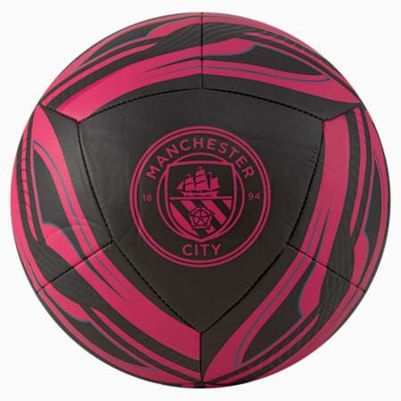 Man City Icon Football, Puma Black-Beetroot Purple, small-SEA