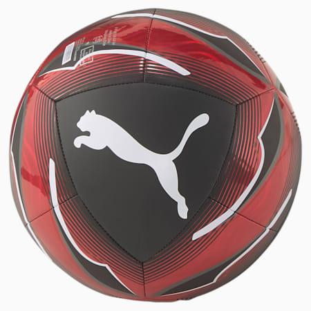AC Milan ICON Soccer Ball, Puma Black-Tango Red, small