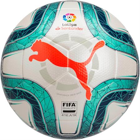 La Liga 1 FIFA Quality Ball, White-Green Glimmer-Nrgy Red, small