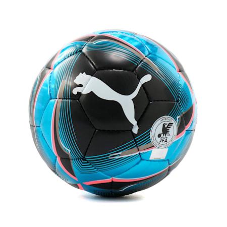 プーマ アイコン サッカー ボール SC, Black-Luminous Blue-Pink, small-JPN