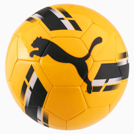 プーマ ショック サッカー ボール SC, ULTRA YELLOW-Black-Orange, small-JPN