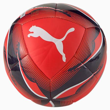 Chivas Icon Mini Training Ball, Puma Red-Peacoat, small