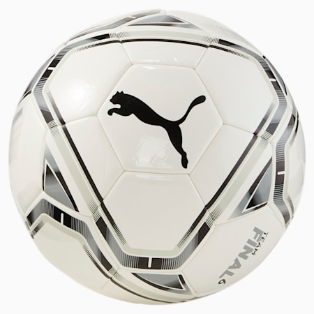 Pallone da calcio Valencia CF Final 6, Puma White-Puma Black, small