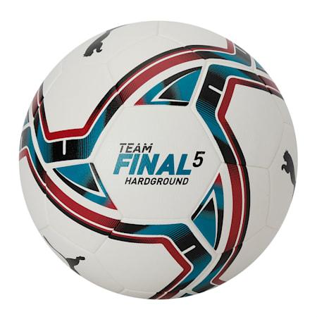 teamFINAL 21.5 Hardground Football, White-Rose Red-Ocean Depths, small-IND