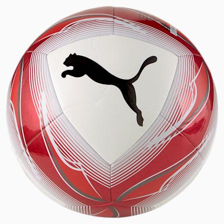 PSV Eindhoven Fan Trainingsball, Puma White-High Risk Red, small