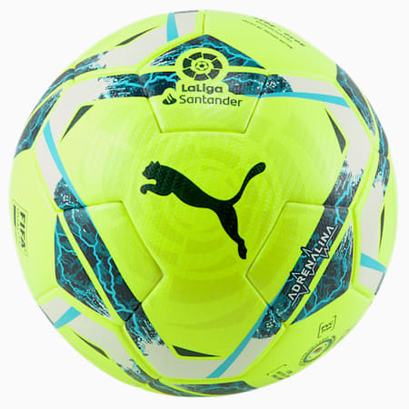 La Liga Adrenalina Match Ball, Lemon Tonic-multi colour, small