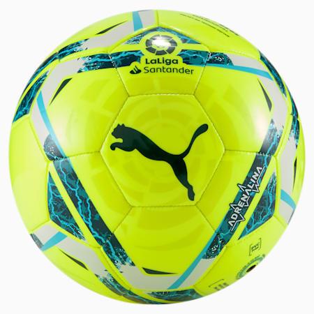 La Liga Adrenalina Mini Training Football, Lemon Tonic-multi colour, small