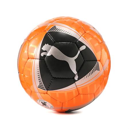 プーマ アイコン サッカー ボール SC, Shocking Orange-Black-Silver, small-JPN