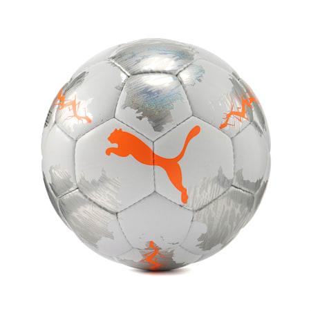 プーマ スピン サッカー ボール SC, Puma White-Shocking Orange, small-JPN