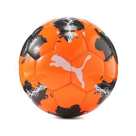 プーマ スピン サッカー ボール SC, Shocking Orange-Black-White, small-JPN