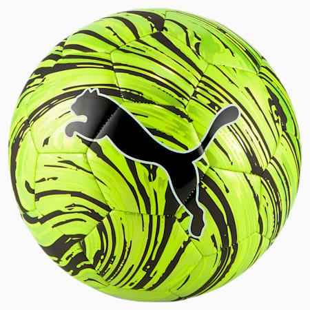 Shock Football, Yellow Alert-Puma Black, small
