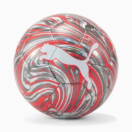 Ballonà choc PUMA, rouge explosion-blanc PUMA, petit