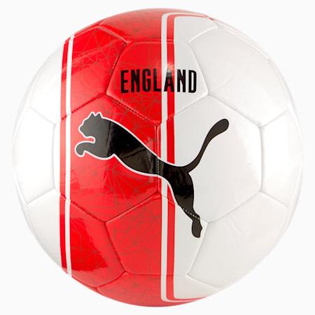 Euro Cup Non-Licensed Training Football, Puma White-Puma Red, small