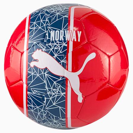 Pallone da calcio per allenamento senza licenza, High Risk Red-Limoges, small