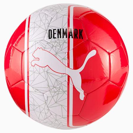 Pallone da calcio per allenamento senza licenza, High Risk Red-(DENMARK), small