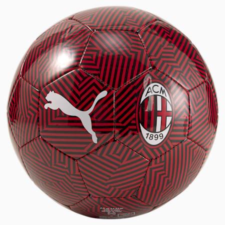 Ballon de foot d'entraînement ACM FtblCore, Tango Red -Puma Black, small