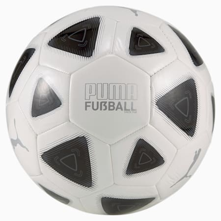 Piłka FUßBALL Prestige, Puma White-Puma Black, small