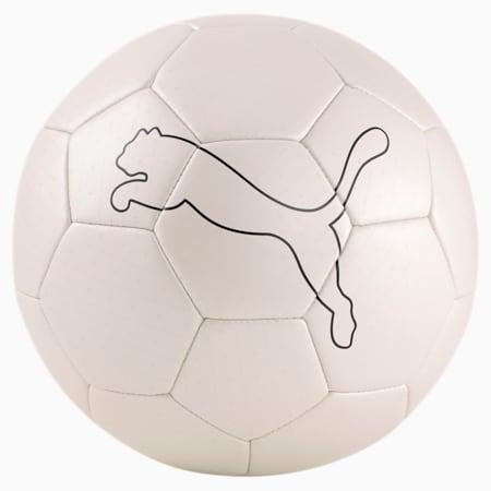 Piłka FUßBALL King, Puma White-Puma Black, small
