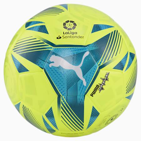 Pallone da calcio La Liga 1 Adrenalina Hybrid, Lemon Tonic-multi colour, small