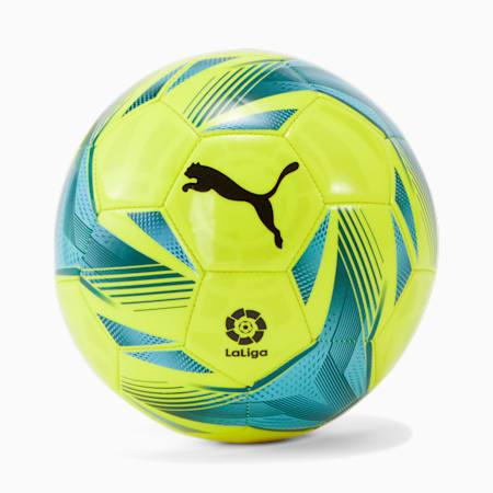 Mini pelota de fútbol La Liga 1 Adrenalina, Lemon Tonic-multi colour, pequeño