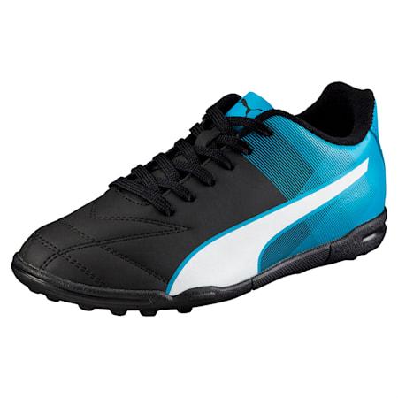 Adreno II TT Jr, black-white-atomic blue, small-IND