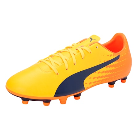 evoSPEED 17.5 FG, YELLOW-Peacoat-Orange, small-IND