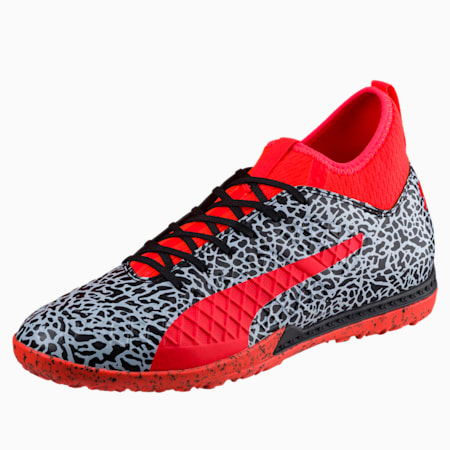 FUTURE 18.3 TT Men's Soccer Cleats, White-Black-Red, small