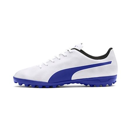 Rapido TT Men's Soccer Cleats, White-Royal Blue-Light Gray, small