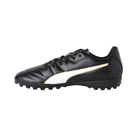 Classico C II Men's Football Boots, Black-White-Gold, small-IND