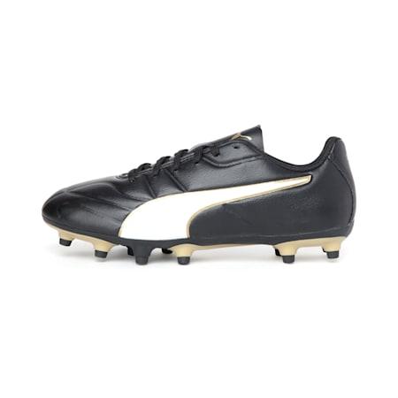 Classico C II FG Jr, Puma Black-Puma White-Gold, small-IND