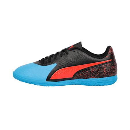 PUMA ONE 19.4 IT Men's Football Boots, Bleu Azur-Red Blast-Black, small-IND