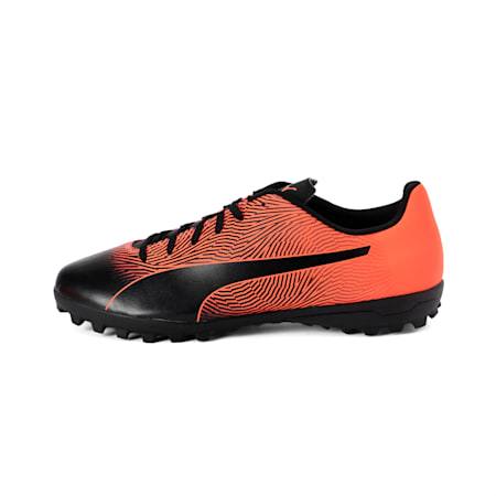 PUMA Spirit II TT Men's Football Boots, Puma Black-Nrgy Red, small-IND