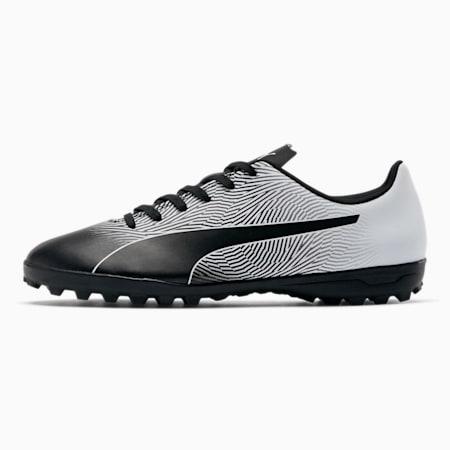 PUMA Spirit II TT Men's Soccer Shoes, Puma Black-Puma White, small