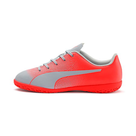 PUMA Spirit II IT Youth Football Boots, Glacial Blue-Nrgy Red, small-IND
