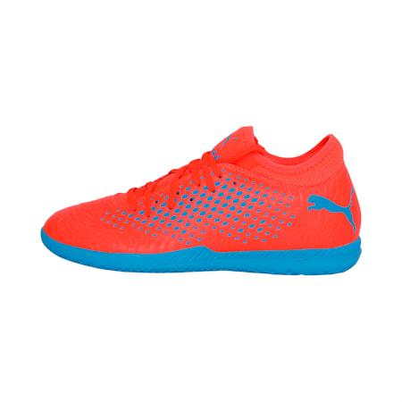 FUTURE 19.4 IT Men's Football Boots, Red Blast-Bleu Azur, small-IND