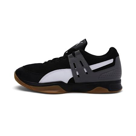 Boundless Men's Shoes, Black-White-CASTLEROCK-Gum, small-IND