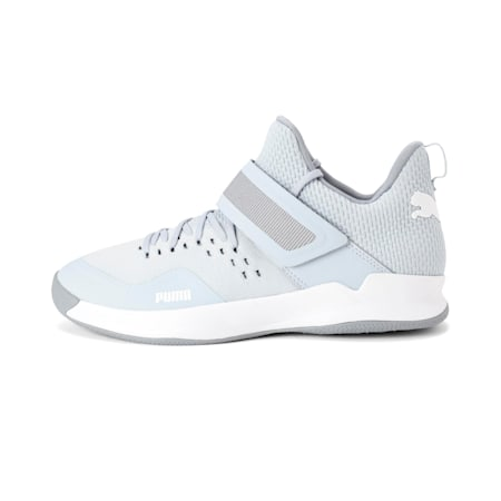 Rise XT NETFIT 2 Shoes, Grey Dawn-White-Tradewinds, small-IND