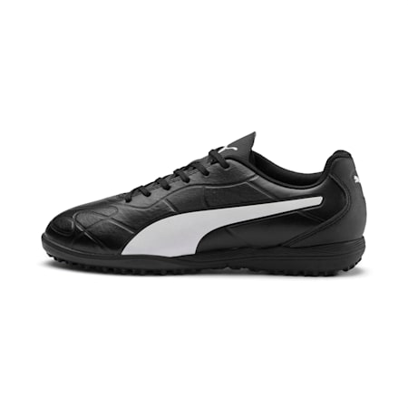 Monarch TT Kid's Football Boots, Puma Black-Puma White, small-IND