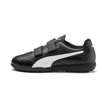 모나크 TT V 주니어 축구화/Monarch TT V Jr, Puma Black-Puma White, small-KOR