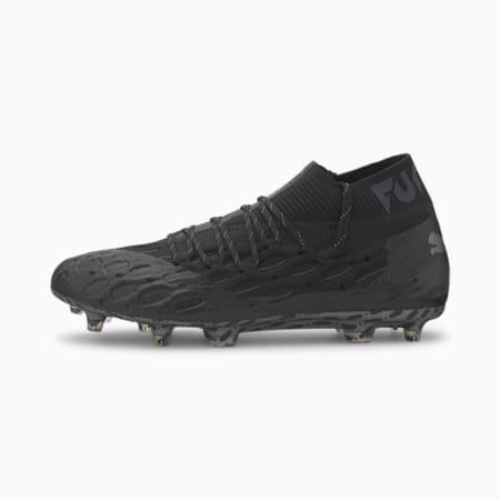 Scarpe da calcioFUTURE 5.1 NETFIT FG/AG uomo, Puma Black-Asphalt, small