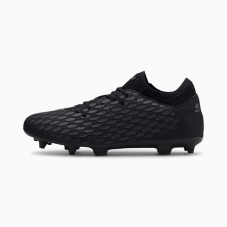 FUTURE 5.4 FG/AG Men's Football Boots, Puma Black-Asphalt, small