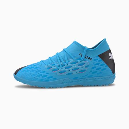 FUTURE 5.3 NETFIT TT Men's Soccer Shoes, Blue-Nrgy Blue-Black-Pink, small