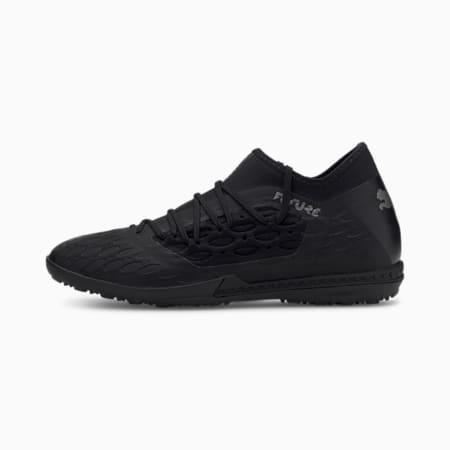 FUTURE 5.3 NETFIT TT Men's Football Boots, Puma Black-Asphalt, small-IND
