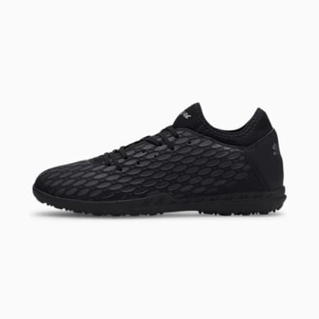 Chaussure de foot 5.4 TT pour homme, Puma Black-Asphalt, small