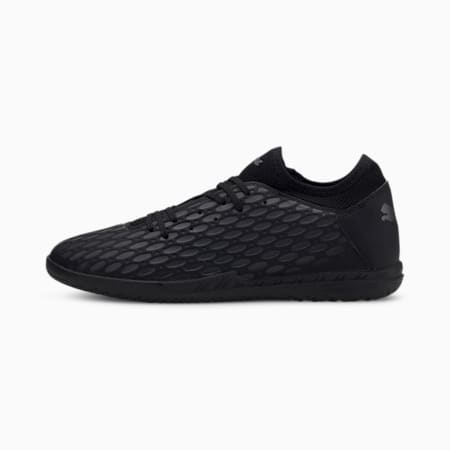 FUTURE 5.4 IT Men's Football Boots, Puma Black-Asphalt, small