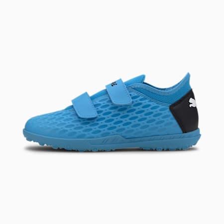 퓨처 5.4 TT V 주니어 축구화, Blue-Nrgy Blue-Black-Pink, small-KOR