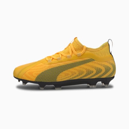 PUMA ONE 20.2 FG/AG Soccer Cleats JR
