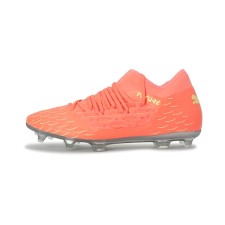 FUTURE 5.3 NETFIT OSG FG/AG Men's Football Boots, Nrgy Peach-Fizzy Yellow, small-IND