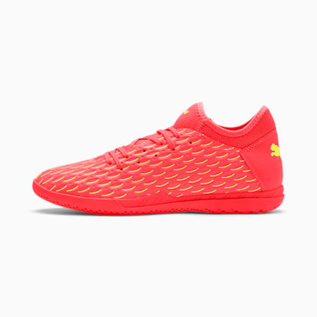 FUTURE 5.4 IT Men's Soccer Shoes, Nrgy Peach-Fizzy Yellow, small