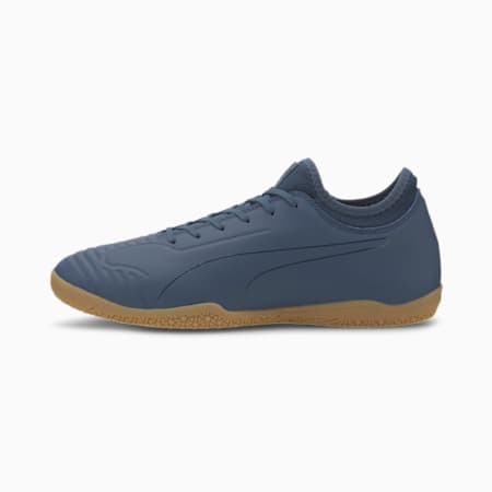 365 サラ 2 フットサル, Dark Denim-Puma White-Gum, small-JPN